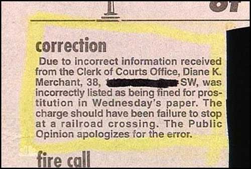 Correction - via photobasement.com