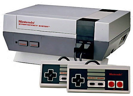 Old School NES